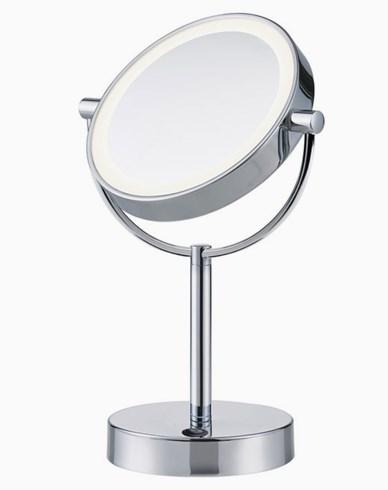 Airam Spa Cabo Mirror LED 4W/830 IP20, 3 x förstoring, krom