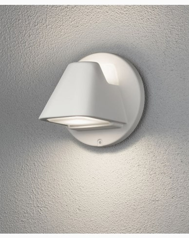 Konstsmide HILD vegglampe LED Hvit 427-250