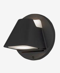 Konstsmide HILD vegglampe LED Svart 427-750
