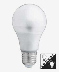 Unison 10W LED Sensor normalformet Opalesent