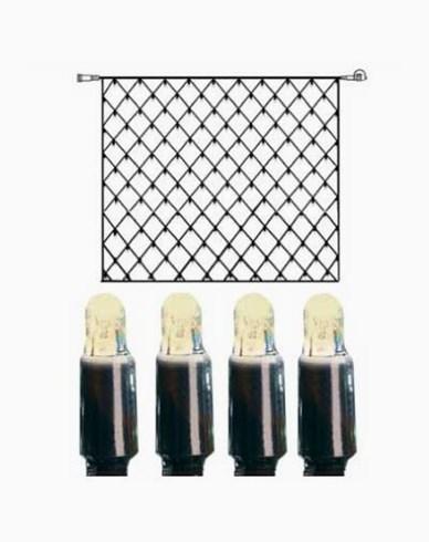 System LED nett  ekstra 192 lys 3x3m varmhvit
