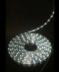 System LED lys slang ekstra 60 lys 2m kaldhvit