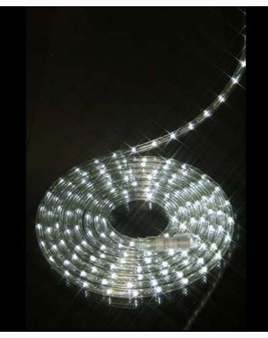 System LED ljusslang extra 60 ljus 2m kallvit