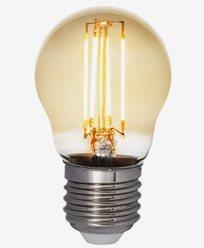 Airam Antique LED Filament Klot E27 2200K 5W Dimbar (35W)