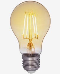 Airam Antique LED Filament Normalformet A60 E27 2200K 5W Dimbar (35W)