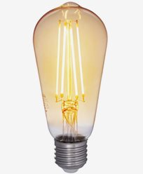 Airam Antique LED Filament Edison E27 2200K 5W Dimbar (35W)