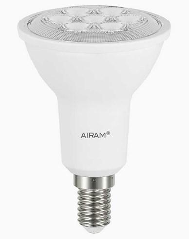 AIRAM LEDpære 6W/840 E14 PAR20 Vekstlampe