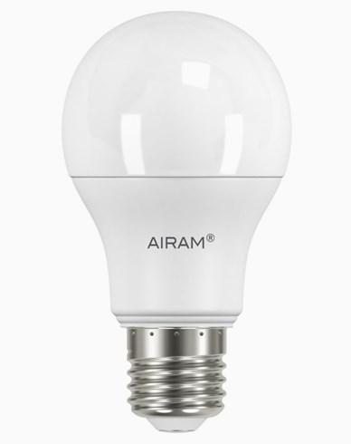 Airam LEDpære Opal A60 E27 12W/827 (75W)