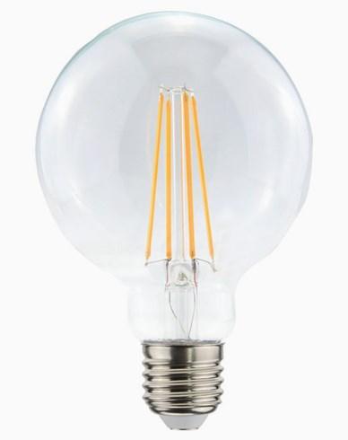 Airam Decor 360 Filament LED Klar Globe Ø95mm E27 4W/827 Dimbar