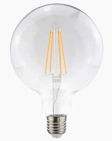 Airam Decor 360 Filament LED Klar Globe Ø125mm E27 4W/827 Dimbar