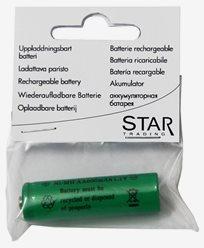Star Trading Oppladbart batteri AA 1,2V NI-MH