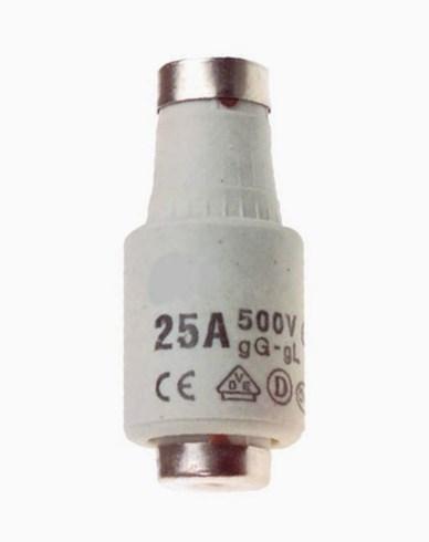 Ifö Electric - säkring 25A gG. 5-pack