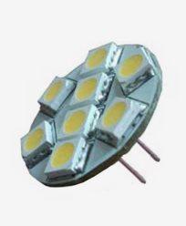 Unison G4 LED-stift. 12V 2W (10W). 3000K