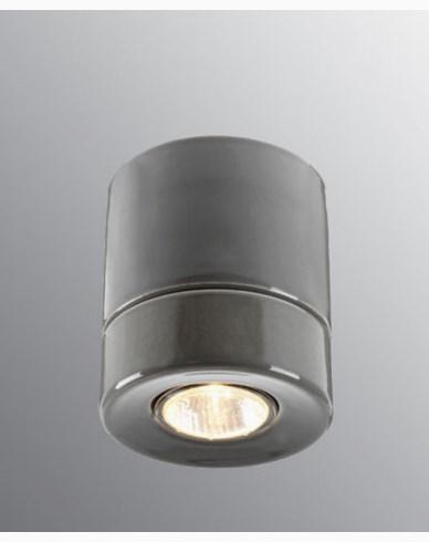 Ifö Electric Light On Downlight Grå IP23 max 50W GU10