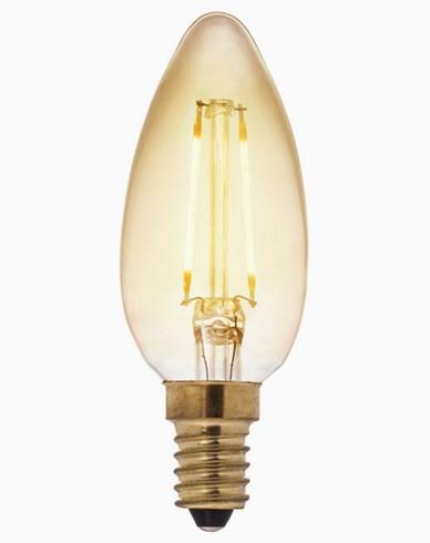 Airam Antique LED Filament Mignon pære E14 2200K 3W (25W)