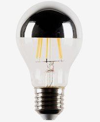 Airam LED-pære Toppforspeilet E27 7,5W/827 (40W) DIM