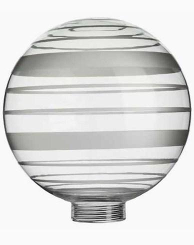 Vitrandig globus formet glass Ø100mm. 6536