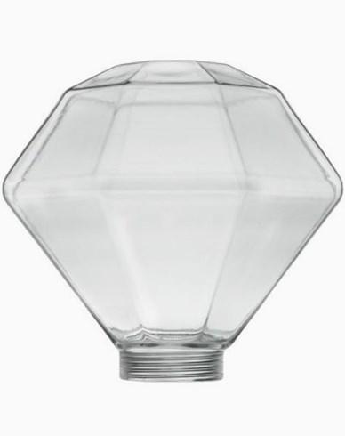 Glas Diamant Ø125mm. 6568. För MAXI-sockel