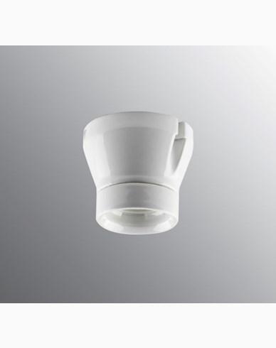 Ifö Electric Fotlamphållare Vit IP20 E27 max 75W. 52709-000-10