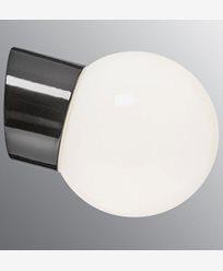 Ifö Electric Classic Glob Ø150 mm LED-modul 6W. Svart. 6044-840-16
