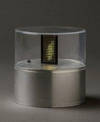 Konstsmide LED Lysmarschall, sølv 256 LED, fjernstyrd. 1898-900