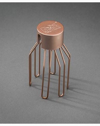 Konstsmide. Lampskydd - kopparfärgad, 5-pack. 2368-600