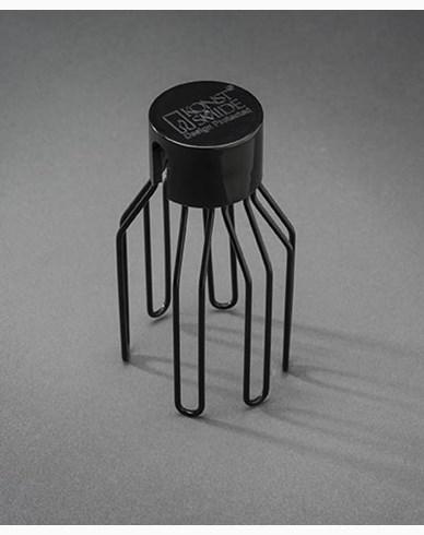 Konstsmide. Lampedeksel - svart, 5-pakk. 2368-700