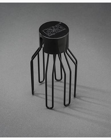 Konstsmide. Lampskydd - svart, 5-pack. 2368-700