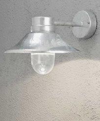 Konstsmide Vega Dimbar LED 8W 230V. 412-320. Galvanisert