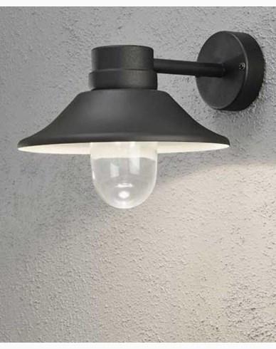 Konstsmide Vega Dimbar LED 8W 230V. 412-750. Svart