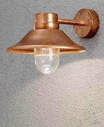 Konstsmide Vega Dimbar LED 8W 230V. 412-900. Kobber