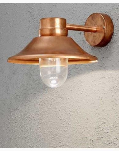 Konstsmide Vega Dimbar LED 8W 230V. 412-900. Koppar