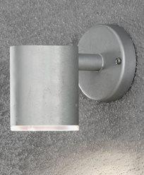Konstsmide Ull vägglampa ned 8W dimbar LED 592-320