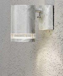 Konstsmide Modena vegglampe ned. 7511-320. Galvanisert
