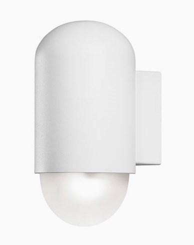 Konstsmide Sassari vägglykta 4W vit High Power LED 7525-250