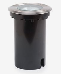 Konstsmide 230V Markspot Rund Lågenergi 7W GU10 7606-000