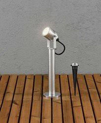Konstsmide Monza sokkellampe High Power LED 35 cm 7918-310