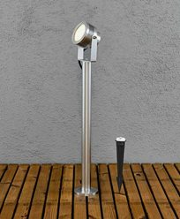Konstsmide Monza Sokkellampe High Power LED 64,5 cm 7919-310
