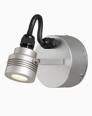 Konstsmide Monza vägglykta 1x1W 230V LED 7922-310
