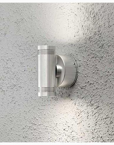 Konstsmide Monza vägglykta upp/ned High Power LED 7929-310