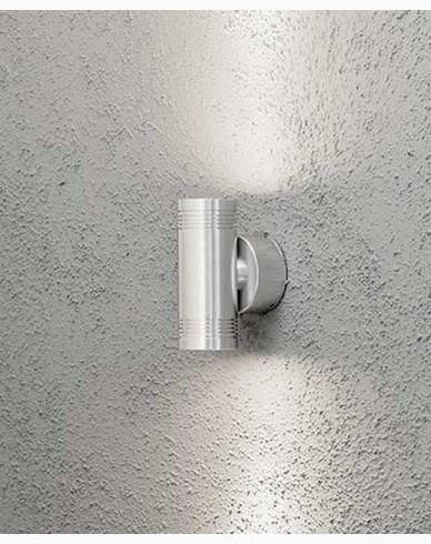 Konstsmide Monza vägglykta upp/ned High Power LED 7930-310