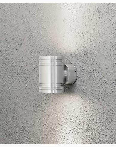 Konstsmide Monza vägglykta upp/ned High Power LED 7931-310