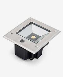 Konstsmide High Power LED 230V markspot med skymningsrelä 12W. 7954-310