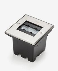 Konstsmide. Markspot 230V 6W LED High Power justerbar spridning. 7960-310