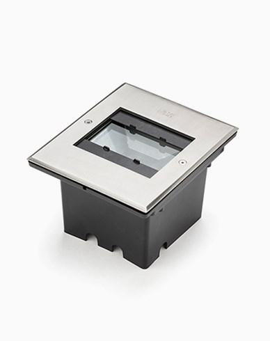 Konstsmide. Markspot 230V 9W LED High Power justerbar spridning. 7961-310