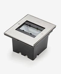 Konstsmide. Markspot 230V 12W LED High Power justerbar spridning. 7962-310