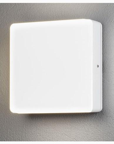 Konstsmide Cesena vägglampa 10W High Power LED grå. 7863-252