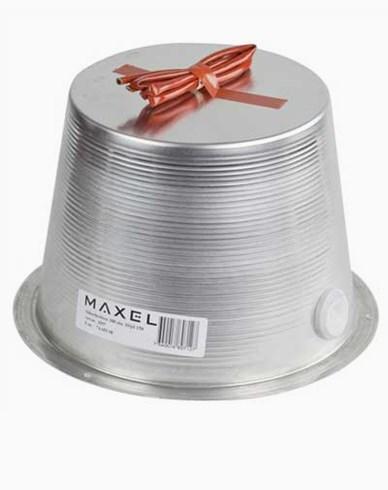 MAXEL Säkerhetsbox 200 aluminium. Höjd 150