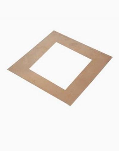 MAXEL Hålplåt Kard 250x250 hål 185X185