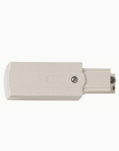 MAXEL - 3-fas tilkobling hvit Global trac XTS 11-3 venstre